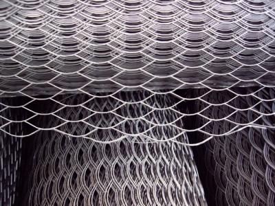 Металлическая фасадная сетка для нанесения штукатурки