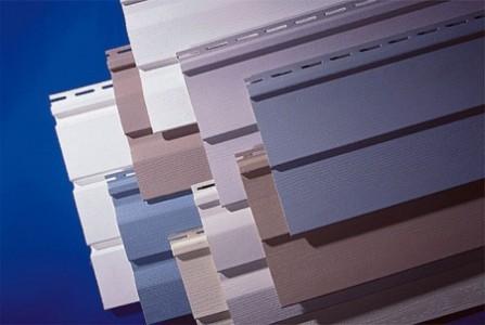 Варианты сайдинга для отделки фасада дома