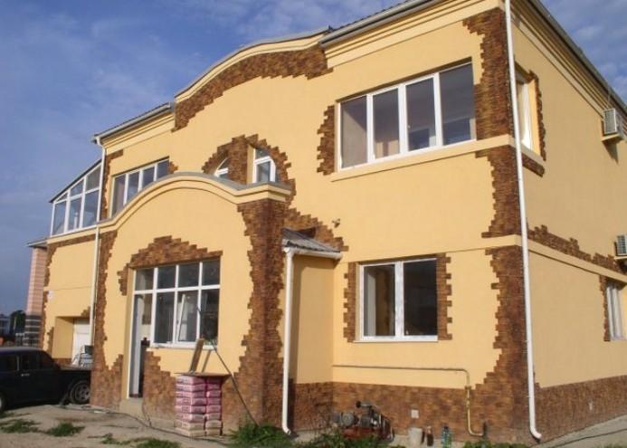 Облицовка дома кирпичом - m-stranaru