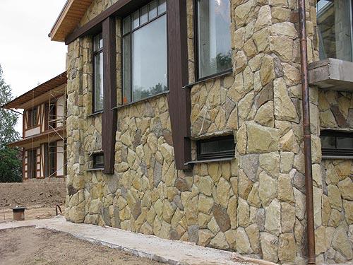 Современные материалы для отделки фасадов дома