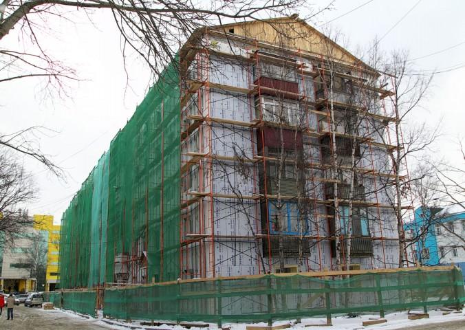 Дом из ракушечника отделка фасада