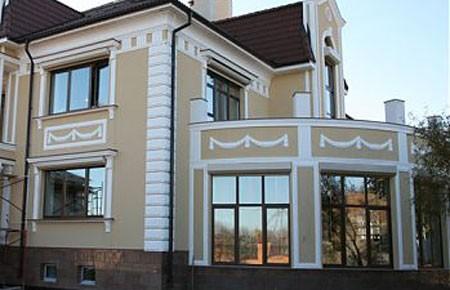 Оформление фасада дома своими руками фото 672
