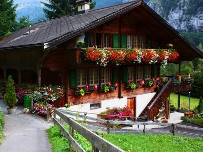Немецкий деревенский стиль