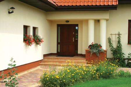 Отделка утепление фасадов домов пенопластом