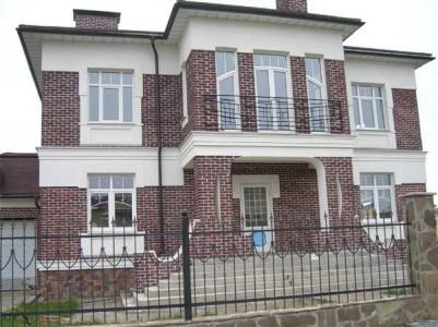 Проект производства работ на ремонт фасадов