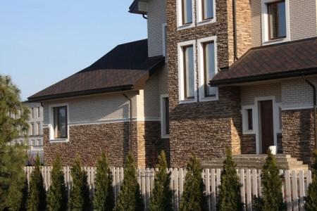 Ремонт фасада многоквартирных домов это
