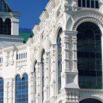 Виды архитектурных элементов фасада здания