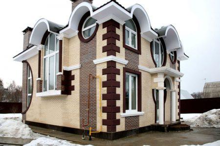 Высококачественный фасадный декор из полиуретана
