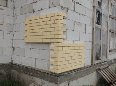Декоративные фасадные панели