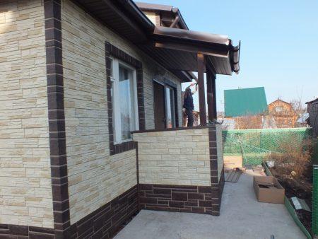 Фасадные материалы Доке