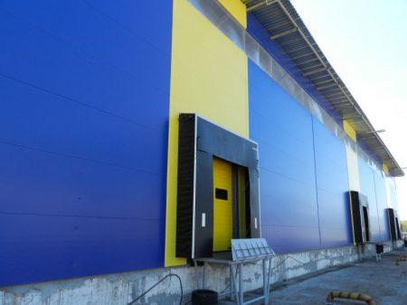 Внешний вид современных фасадных панелей