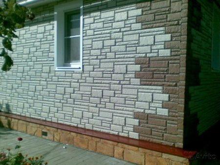Отделка частного дома стеновыми панелями