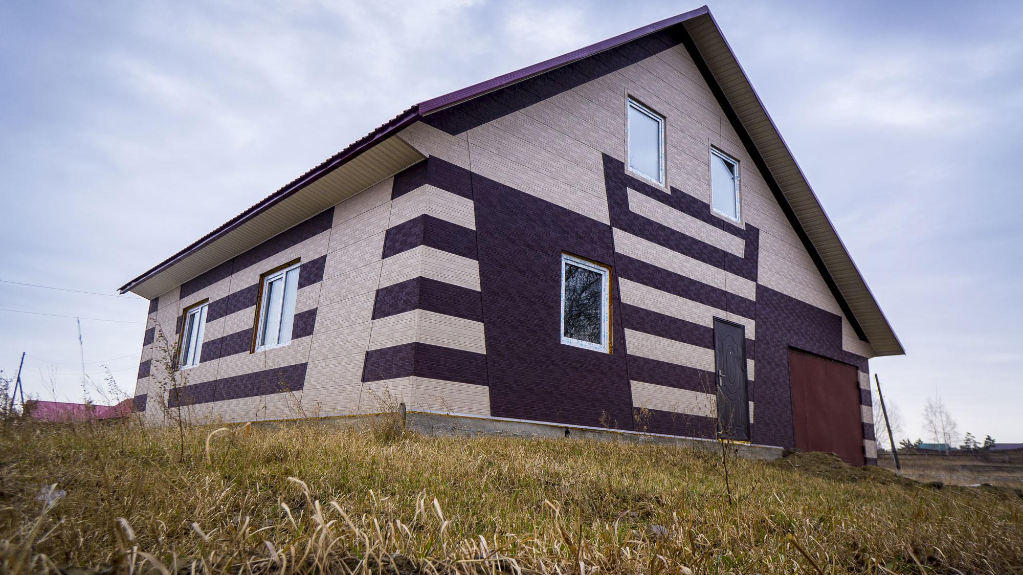 Плитка кирисс для отделки фасада