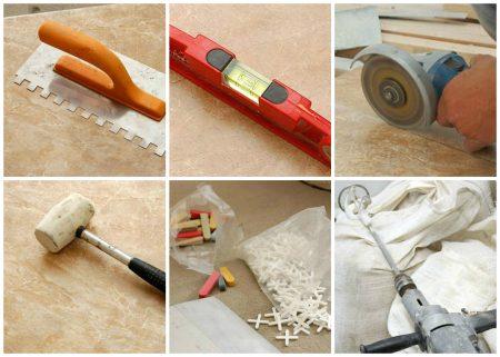 Подготовка инструментов
