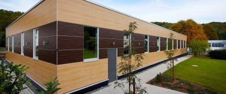 Фасадные пластиковые панели