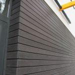 Отделка дома полимерными фасадными панелями