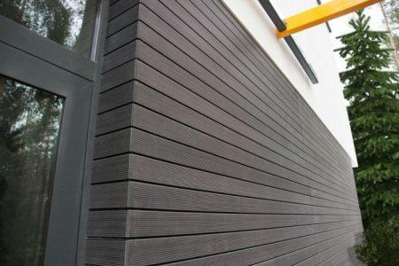 Японские панели для отделки фасада