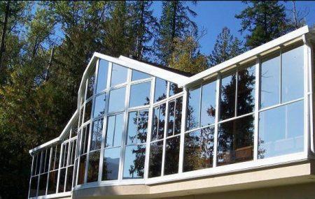 Виды применяемого стекла