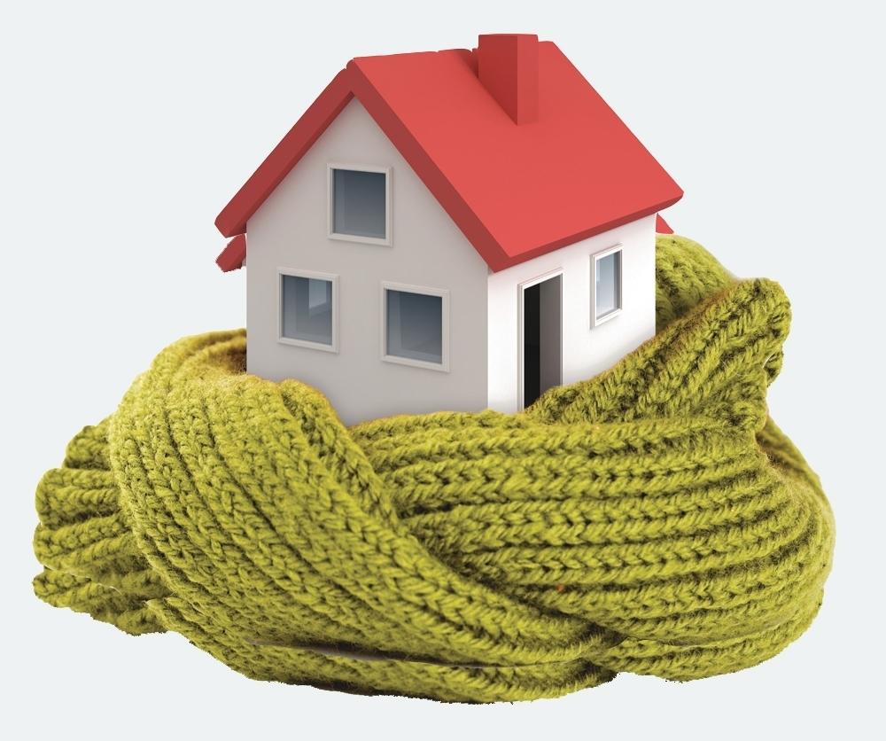 Выбор и монтаж фасадного утеплителя
